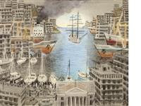 piraeus by costas grammatopoulos