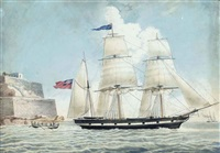 the british barque