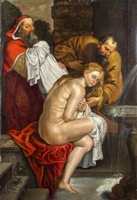 suzanne et les vieillards by flemish school (17)