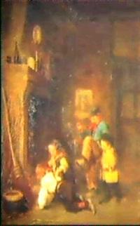 les enfants pres de l'atre by alexandre auffray