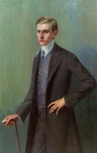 portrait eines jungen herrn by rudolf konopa