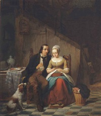 home comforts by alphonse cornet