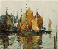 gay sails by anthony thieme