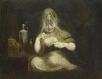 fairy mab (i) by henry fuseli