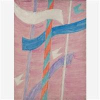 faixas, mastros e bandeiras by alfredo volpi