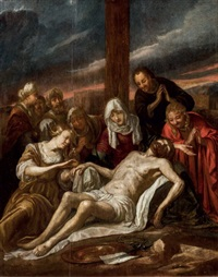 descendimiento by flemish school (17)