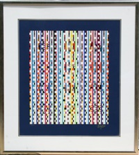 counterpoint #5 by yaacov agam