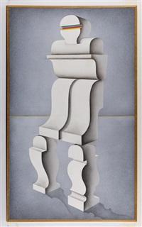 large golem, new york by arnold belkin