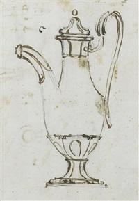 une aiguière pour le cardinal orsini di gravina by luigi valadier