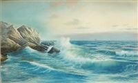 seascape by george howell gay