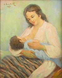 maternity by octavian angheluta