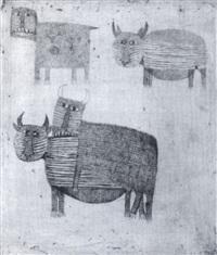 wild beasts by brigitte coudrain