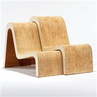 nesting chairs (pair) by frank gehry