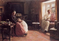 the interval by john henry frederick bacon