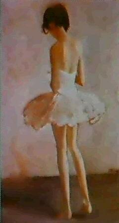 ballet dancer by xia baoyuan