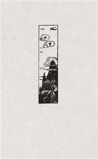 regards sur le passé (set of 10) by wassily kandinsky