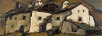 untermoosburg, goldrain im vinschgau by herbert danler