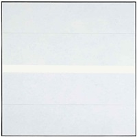untitled #5 by agnes martin