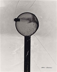 bullet passing through helium by harold eugene edgerton