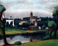 rožmberk nad vltavou by vlatislav hofmann