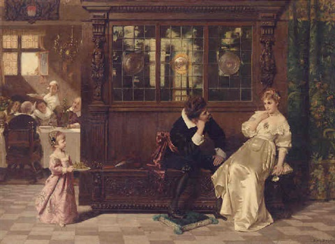 a welcome interruption by carl rudolph sohn