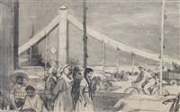 крымский мост. фестиваль by evgeni rastorguev