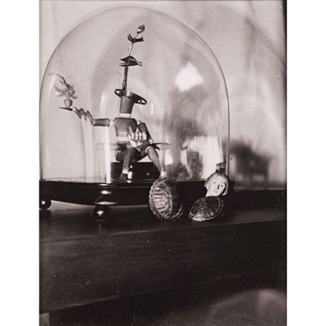 nature morte by claude cahun
