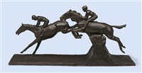the steeplechase by carroll k. bassett