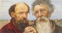 starość by vlastimil hofmann