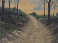landscape by john franklin earhart