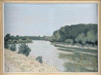 fleuve aux rives boisées by paul nassivet