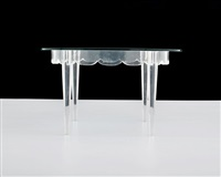 cocktail table by grosfeld house