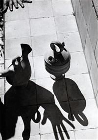 quelques objets primitifs dans l'appartement de le corbusier by andré steiner