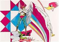 angel by ronnie cutrone