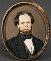 portrait of george t by john wood dodge