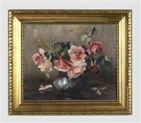 rosenstilleben by elisabeth jordis grafin von attems
