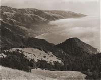 the big sur by edward weston