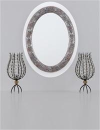 unique mirror, no. 78 by roland mellan