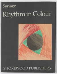 rythmes colores (5 works) by léopold survage