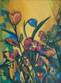 fleurs by andré klumb