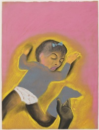the daughter by francesco clemente