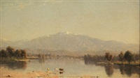mt. washington by sanford robinson gifford
