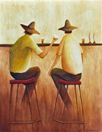 at the bar by terry cousins