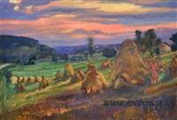 landscape by konrads ubans
