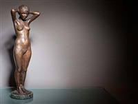 standing nude by robin buick