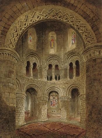 the round church cambridge by joseph murray ince