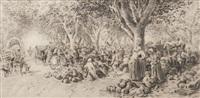 le marché aux melons by joseph cabasson