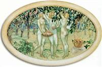 frugtpukkende gratier by valdemar andersen