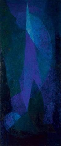 dominante bleue by joseph lacasse