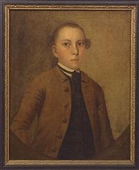 portrait of joseph goldthwaite by joseph badger